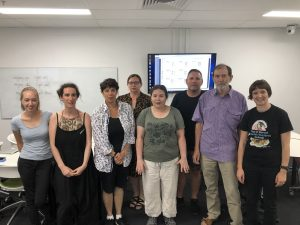 Australian Indigenous Languages Institute Gamilaraay intensive course